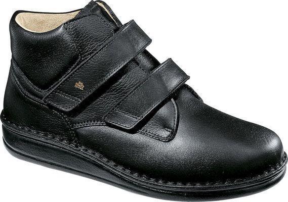 7ea698a7c8402a FinnComfort - Prophylaxe Stiefel 96106 mit Klettverschluss schwarz
