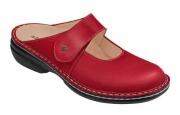 FinnComfort Damen-Clog  Stanford Red