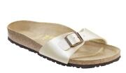 Birkenstock  - MADRID  Birko-Flor GRACEFUL - Pearl White