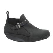 MBT Damenschuh Panya Chill Buckle Bootie w black