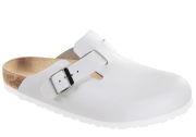 Birkenstock professional  - BOSTON SL Naturleder - Weiss