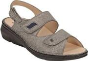 FinnComfort Damen-Sandale SUMATRA mud/atlantic