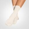 Bort SoftSocks silber anti- bakteriell Sand