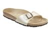 Birkenstock  -  MADRID  Birko- Flor GRACEFUL -  Pearl White