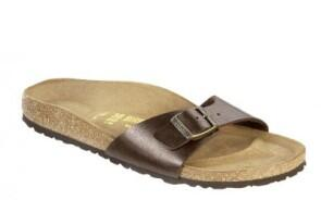 Birkenstock  - MADRID   Birko-Flor GRACEFUL - Toffee