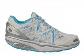 MBT Damenschuh Sportschuh AFIYA 6 White/Silver/Blue Pop