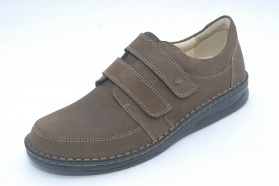 FinnComfort Herren Halbschuh Wicklow Wood
