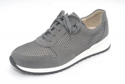 FinnComfort Halbschuh Sidonia grey