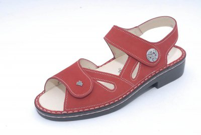 FinnComfort Sandale  Costa red
