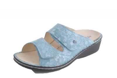 FinnComfort  Sandale Jamaika Türkis