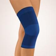 Bort Kniestütze Zweizug blau