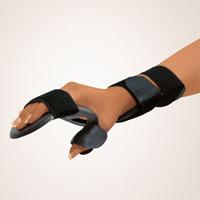 Bort Finger-Lagerungsschiene Volar Links