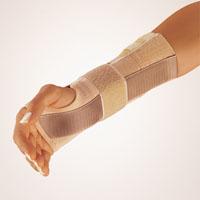 Bort Arm- und Handgelenkschiene haut Rechts