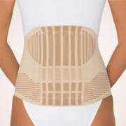 Rückenbandage mit Pelotte Bort Select Stabilo haut