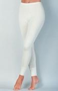 Medima Classic Unterhose  lang unisex 20%  Angora weiß