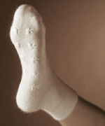 Fußwärmer ClimaCare weiß