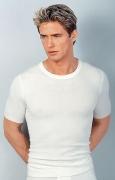 Medima Classic  Herren-Hemd 1/4 Arm 20% Angora, weiß