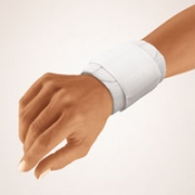 Handgelenkbandage Bort Stabilo weiß