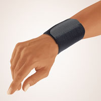 Bort Handgelenkbandage  mit Klettverschluss schwarz