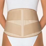 Rückenbandage Bort Vario mit Pelotte haut
