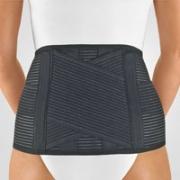 Rückenbandage Bort VarioBasic mit Pelotte schwarz