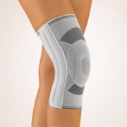Kniebandage StabiloGen silber