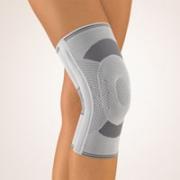Kniebandage StabiloGen Eco silber