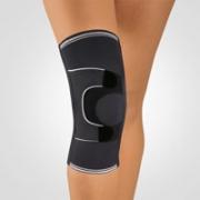 Kniebandage Asymmetric nach Dr.R.Weiß schwarz Links