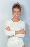 Medima Classic  Damen-Hemd 1/1 Arm 20%  Angora weiß