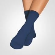 SoftSocks ergo Weit-marineblau