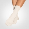 Bort SoftSocks silber anti-bakteriell Sand