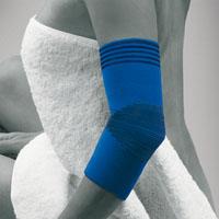 ActiveColor Ellenbogenbandage blau