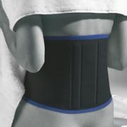 Aktive Color Rückenbandage schwarz