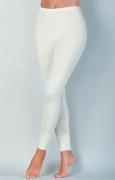 Medima Classic  Damen-Hose  lang  40 % Angora weiß