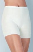 Medima Classic  Damen-Schlüpfer normal 40% Angora weiß