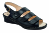 FinnComfort Sandale  Samoa Schwarz