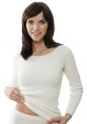 Medima Classic  Damen-Hemd 1/1 Arm  100%  Angora weiß
