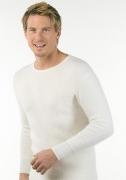 Medima Classic  Herren-Hemd 1/1 Arm 100%  Angora weiß