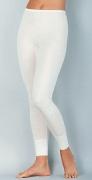 Medima  Lingerie Kaschmir/Seide Damen-Hose lang  weiß