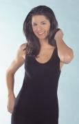 Medima Lingerie Damen-Hemd ohne Arm Kaschmir/Seide schwarz