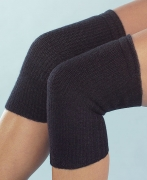 Medima Classic ThermoAS Kniewärmer tri-elastisch, schwarz