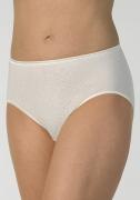 Medima Classic Damen-Slip Angora/Baumwolle weiß