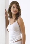 Medima Lingerie  Damen-Trägerhemd weiß