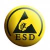 Alpro - G 500 ESD Naturleder - Schwarz
