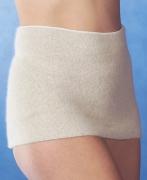 Medima Antisept Thermo-Rückenwärmer mit 40% Angora, naturmelange