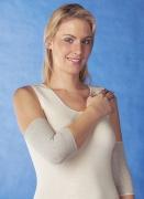 Medima Antisept Thermo-Ellenbogenwärmer mit 30% Angora, naturmelange