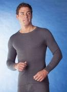 Medima Antisept  Herren-Hemd 1/1 Arm  unisex, asphalt