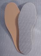Medima Antisept Einlegesohle mit PE und Silber, naturmelange