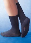 Medima Antisept  Socke unisex, anthrazit