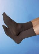 Medima Antisept Diabetiker-Socke unisex, anthrazit